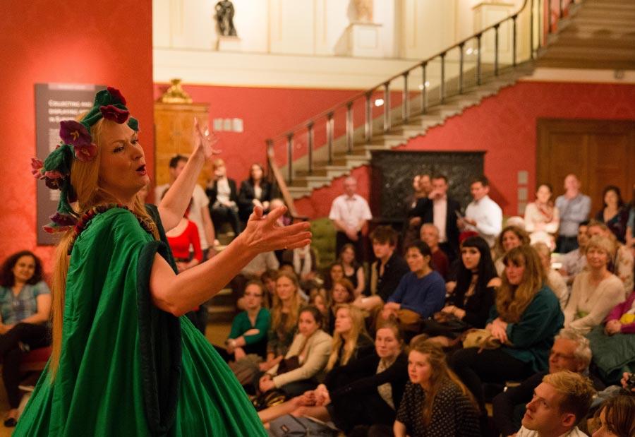 Oyster Opera – Fiona Tanner Baldwin